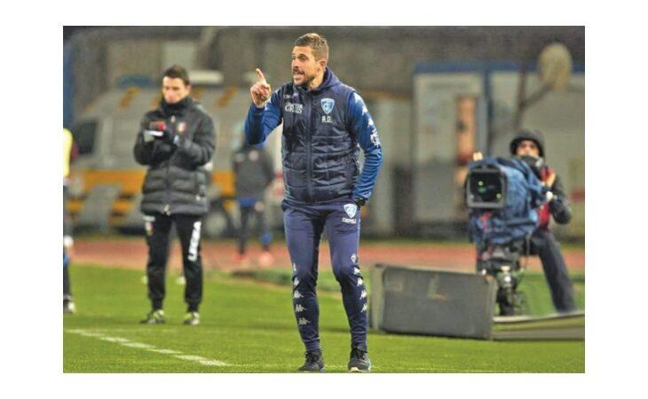 Calcio, l'ex mister dell'Imolese Dionisi è primo in serie B con l'Empoli: «Grazie Imola, se sono qui»