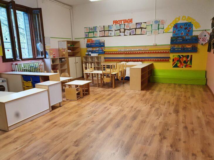 A Sassoleone riqualificati gli spazi del Servizio educativo prescolare