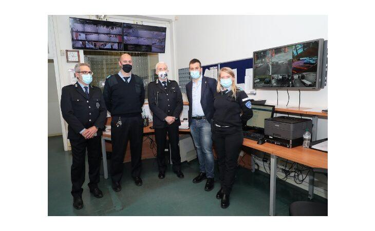 A Imola inaugurata la nuova centrale radio operativa della polizia locale