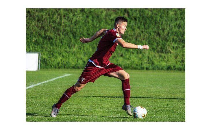 Calcio serie C, l'ultimo colpo di mercato dell'Imolese è il centrocampista Mihael Onisa