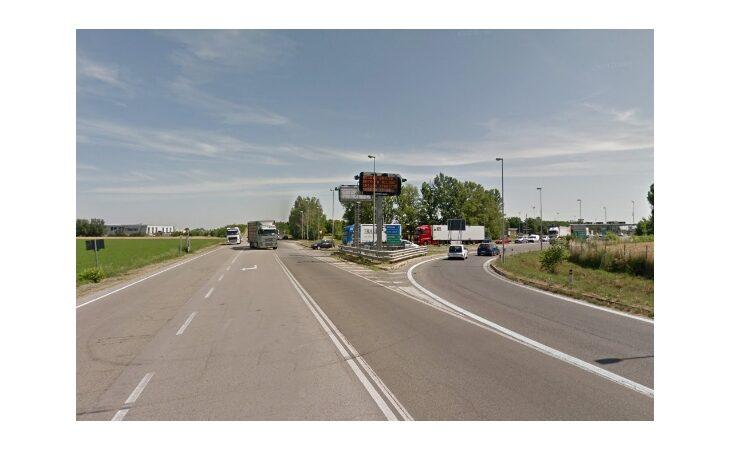 A Castello la logistica «regala» la rotonda al casello dell'A14