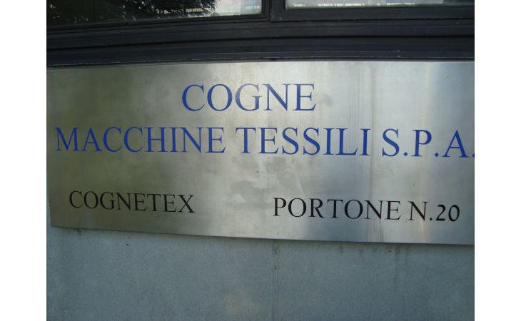 Cogne macchine tessili rimane a Imola ma perde la produzione e il conto terzi