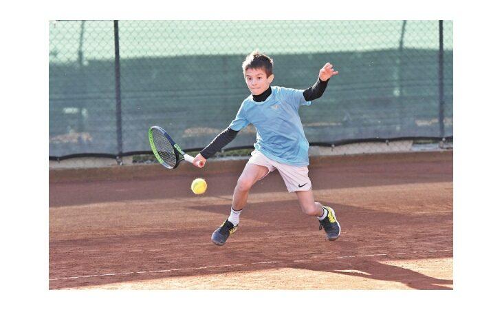 Tennis, Edoardo Ghiselli da Osteria Grande è il più forte Under 10 d'Italia