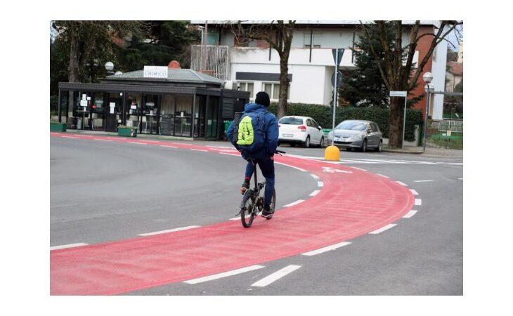 Imola va in bicicletta, realizzati 15 km di nuove ciclabili