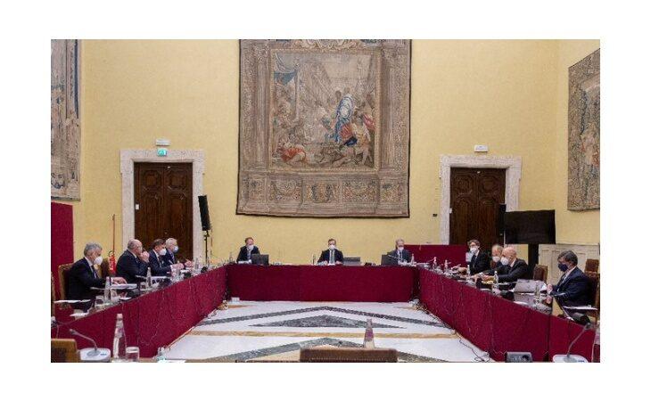 Governo, alle consultazioni pieno sostegno di Alleanza Cooperative italiane a Mario Draghi