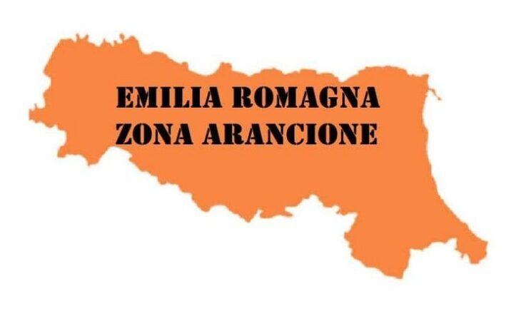 Coronavirus, da domenica 21 febbraio l'Emilia-Romagna tornerà in zona «arancione»