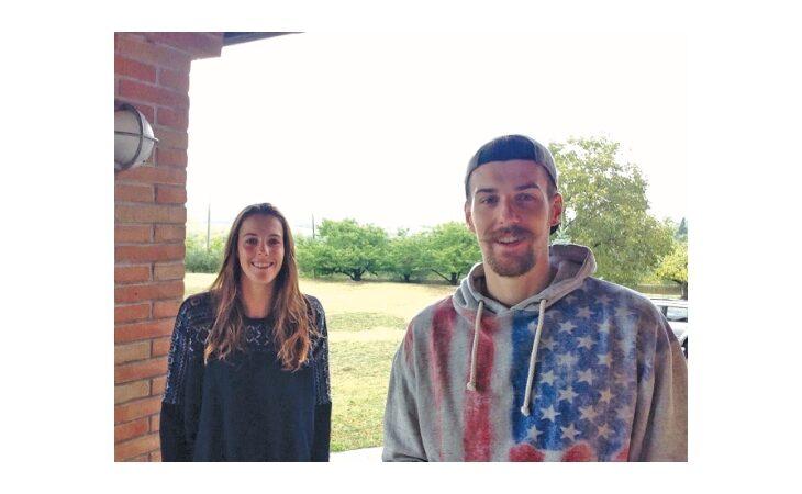 Per i fratelli imolesi Marco e Marta Morara è un anno verso il cielo