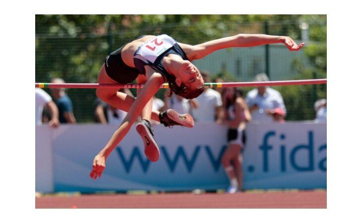 Atletica, Marta Morara bronzo ai campionati italiani assoluti indoor di salto in alto