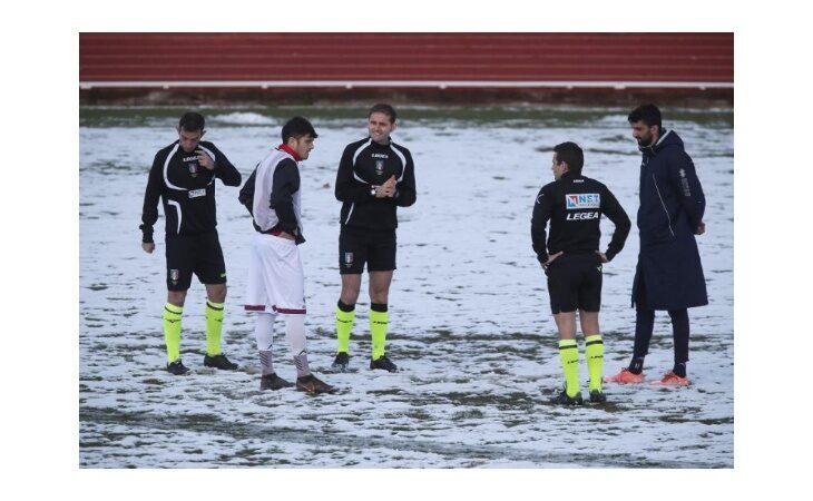 Calcio serie C, Imolese-Fano sarà recuperata mercoledì 10 marzo