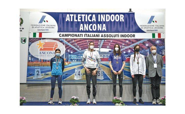 Atletica, il balzo di Marta si colora di bronzo: «Non stavo bene, ho dato il massimo»