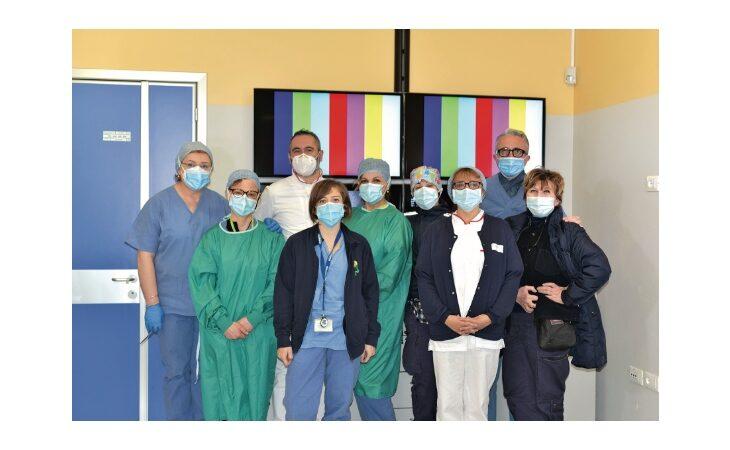 Il gastroenterologo a domicilio dell'Ausl di Imola funziona e diventa famoso