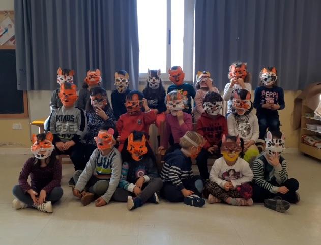 Carnevale 2021, on line i video dei bimbi delle scuole di Castel San Pietro