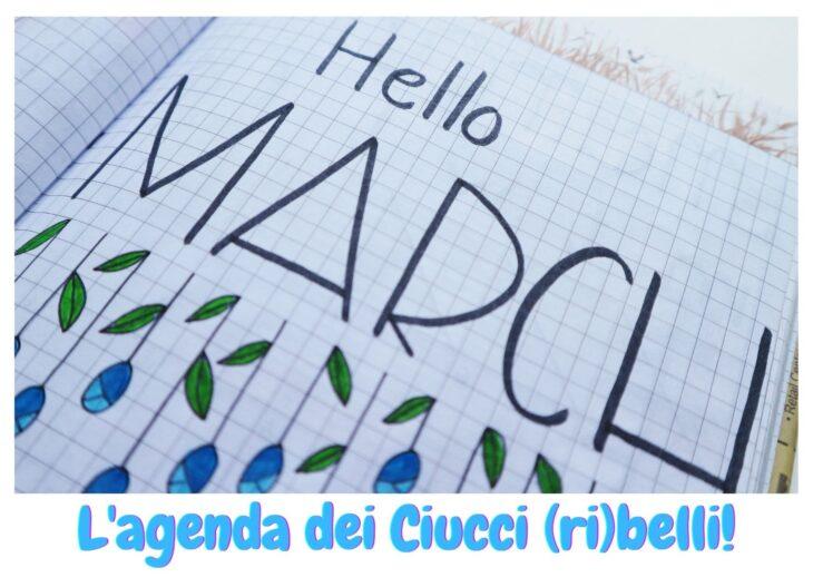 L'agenda dei Ciucci (ri)belli: 1-7 marzo 2021