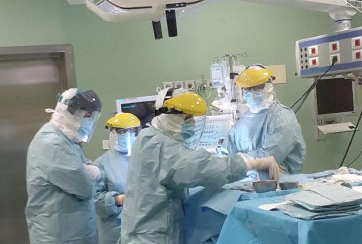 Coronavirus, 101 nuovi casi, Imola riorganizza l'ospedale, chirurgia solo per le urgenze