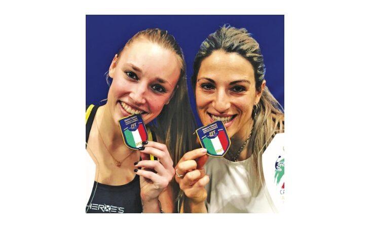 Beach tennis, Giulia Gasparri campionessa italiana indoor. In finale battuta l'«ex socia»