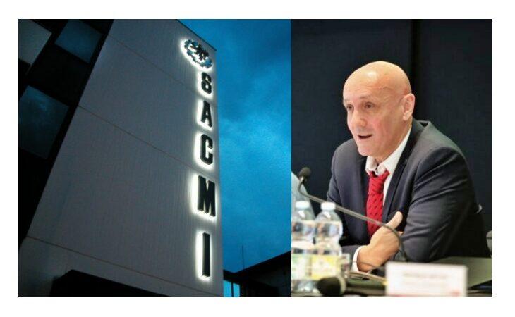 Sacmi, avvicendamento alla direzione generale del Gruppo. Il commento del presidente Paolo Mongardi