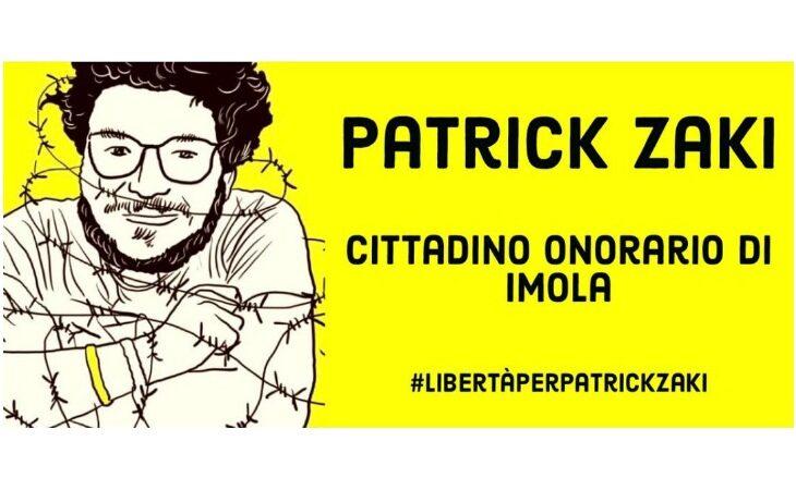 A Patrick Zaki la cittadinanza onoraria di Imola