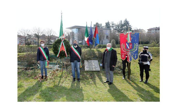 La città di Imola ricorda l'eccidio del Podere «La Rossa»
