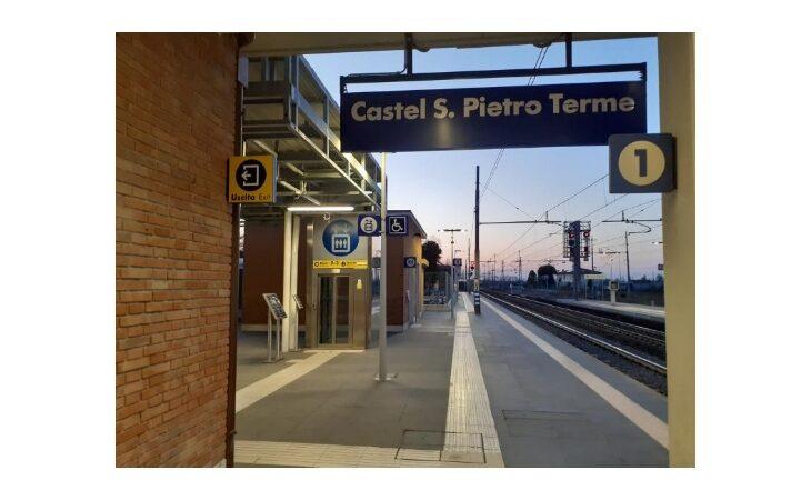 Alla stazione ferroviaria di Castello operativi tre nuovi ascensori e abbattute tutte le barriere architettoniche