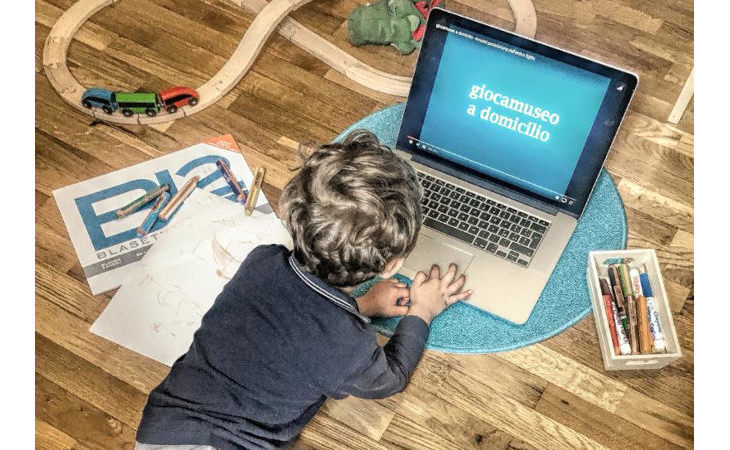 Iniziative a distanza per bambini, il blog Ciucci (ri)belli raccoglie le migliori in una agenda settimanale