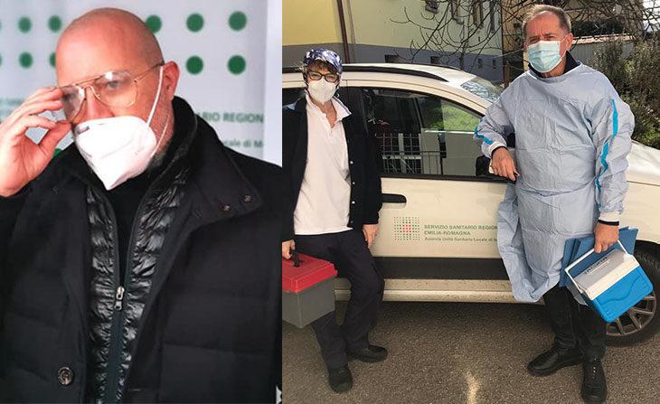 """Coronavirus, 93 nuovi positivi a Imola. Bonaccini: """"Io mi vaccino, anche con Astrazeneca"""". Contagi e ricoveri record in Emilia Romagna"""