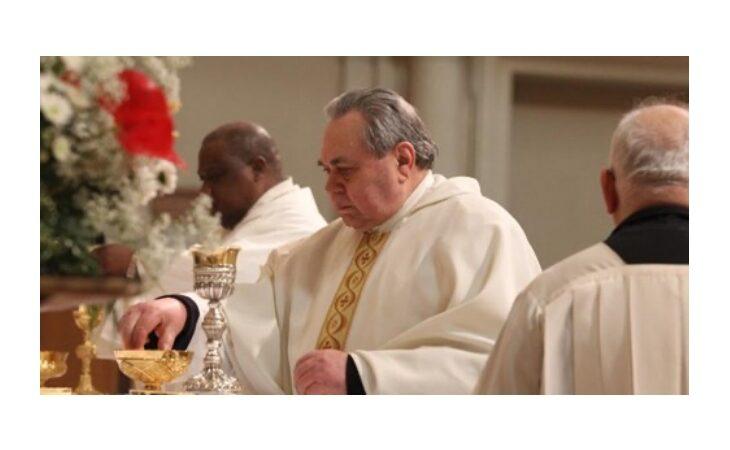 Martedì i funerali di don Tonino Cavina, parroco di Valverde