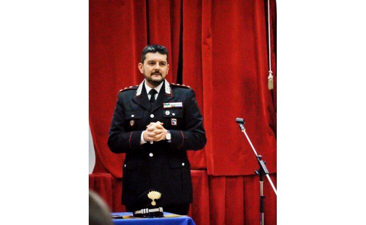 Il capitano del'Arma che ama la poesia, Andrea Oxilia secondo al concorso benefico di Fanep Onlus