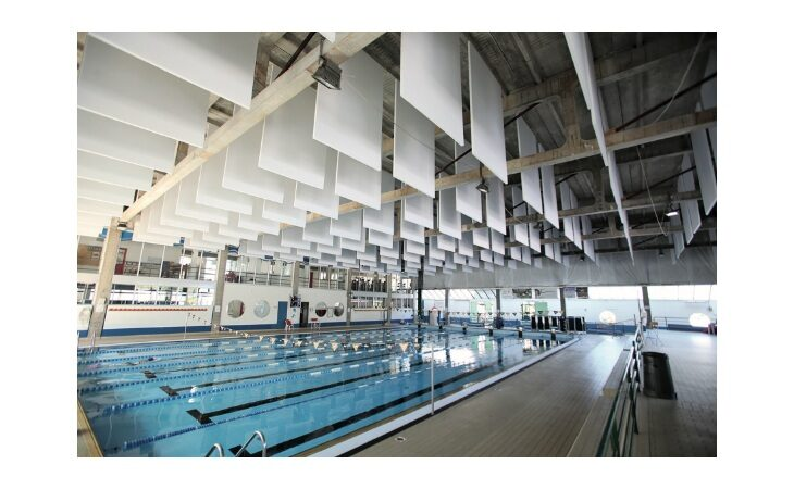 Una «pezza» alla piscina di Castello in attesa di costruire quella nuova