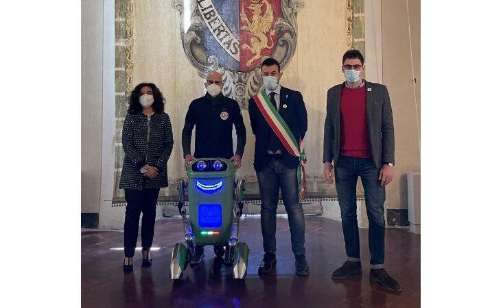 RoBidone ha aperto l'edizione 2021 del festival «Le Case della Scienza»