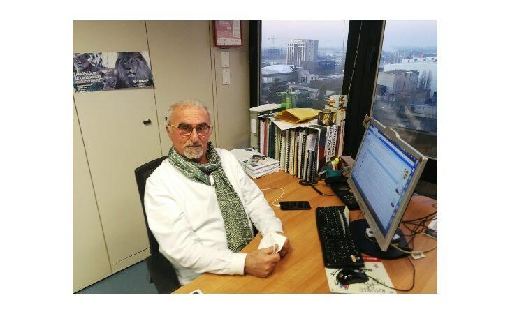 «M'illumino di meno 2021», l'ex sindaco di Medicina Tiziano Tassoni è stato il primo ospite di Caterpillar