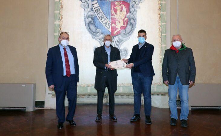 Il Comune di Imola ricorda Domenico Ricci, martire delle Fosse Ardeatine
