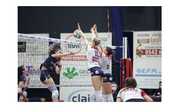 Pallavolo B1 donne, la Federazione modifica il format del campionato. Cosa cambia per la Clai Imola
