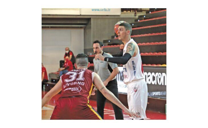 Basket serie B, ultimi cinque minuti del derby fatali per l'Andrea Costa