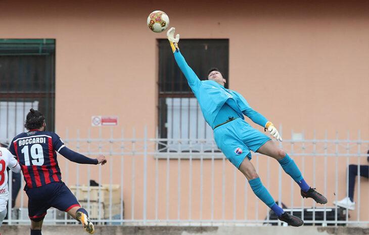 Imolese sotto 2-1 a Pesaro, una delle peggiori dell'anno