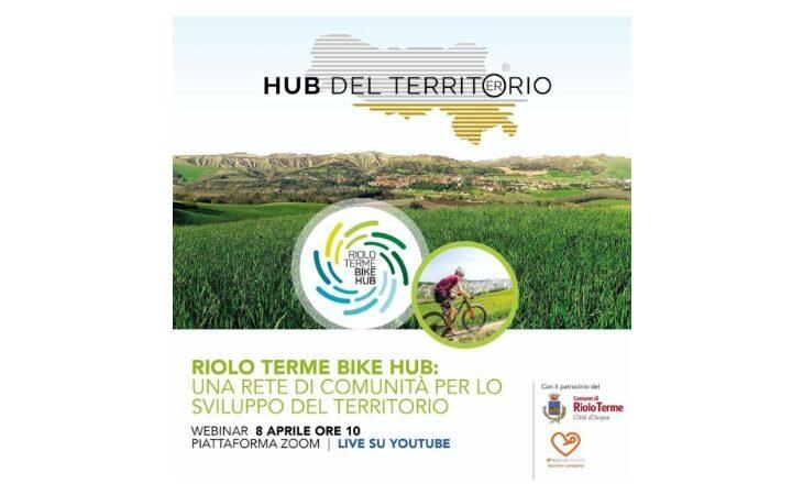 «Riolo Terme Bike Hub», giovedì 8 aprile la presentazione del progetto pilota di IF Imola Faenza Tourism Company