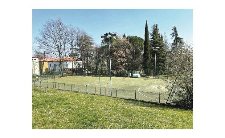 Il campo di calcio a 5 di Castello sarà coperto e diventerà una palestra polifunzionale