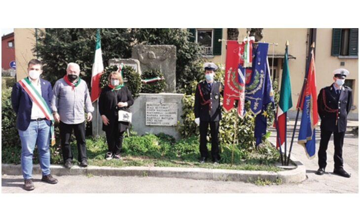 Anpi e Comune di Imola ricordano i caduti partigiani di Ponticelli