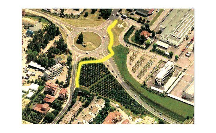 A Pontesanto il sottopasso ciclabile ora è più vicino