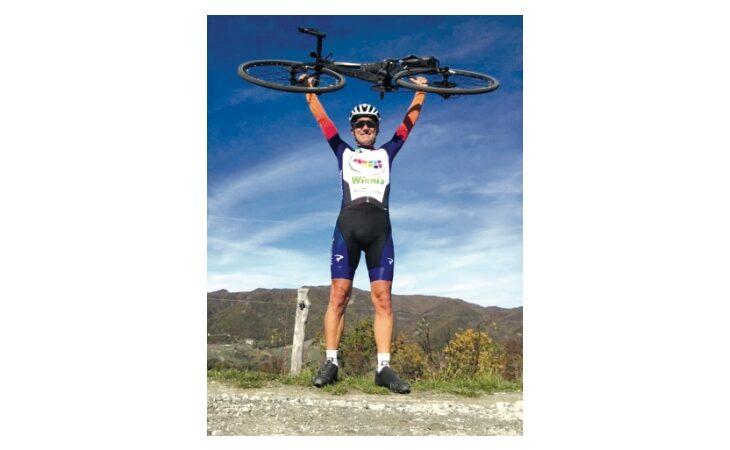 Ciclopista del Santerno, le impressioni dell'ex pro Michele Coppolillo