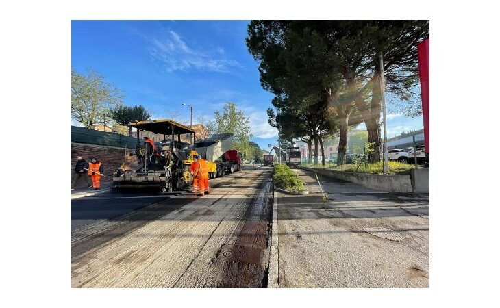 Da domani lavori sulla Selice tra via Molino Rosso e via Lasie. Previste modifiche alla viabilità