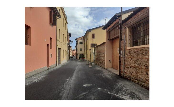 A Castello completate le asfaltature di via Friuli e via Puglie,  ora si lavora in via San Martino