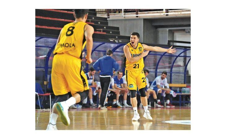 Basket C Gold, l'Intech Imola supera Molinella e riparte da dove aveva lasciato