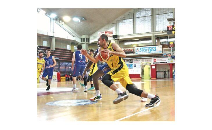 Basket C Gold, Intech Imola ingrana (con il brivido) la quarta
