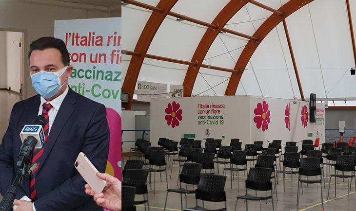 Coronavirus, 27 nuovi positivi a Imola. Vaccini: l'assessore Donini domani al via del nuovo hub nel quartiere Pedagna