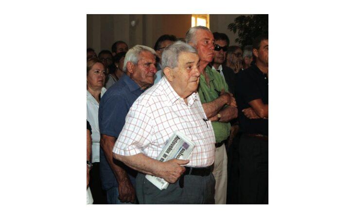Marco Panieri ricorda Nonno Giorgio, il direttore che ha fatto diventare «grande» sabato sera