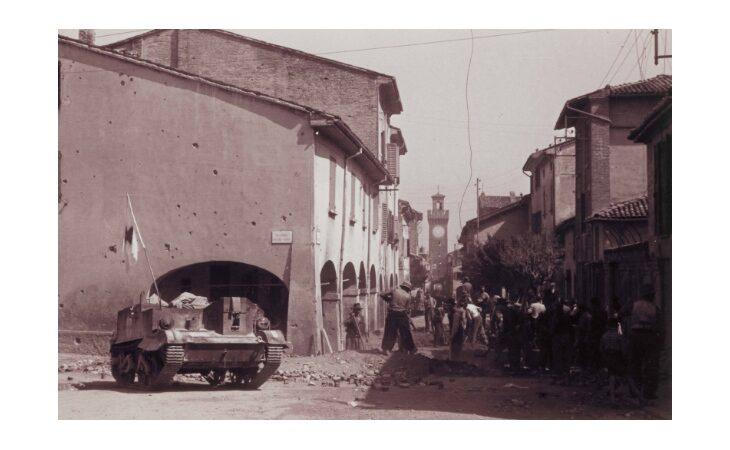 Castel San Pietro celebra la Liberazione del 17 aprile 1945