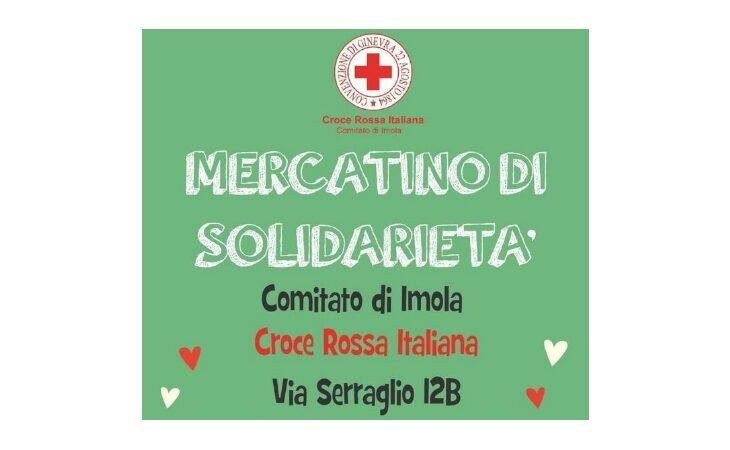 In via Serraglio riapre il Mercatino solidale della Croce rossa di Imola