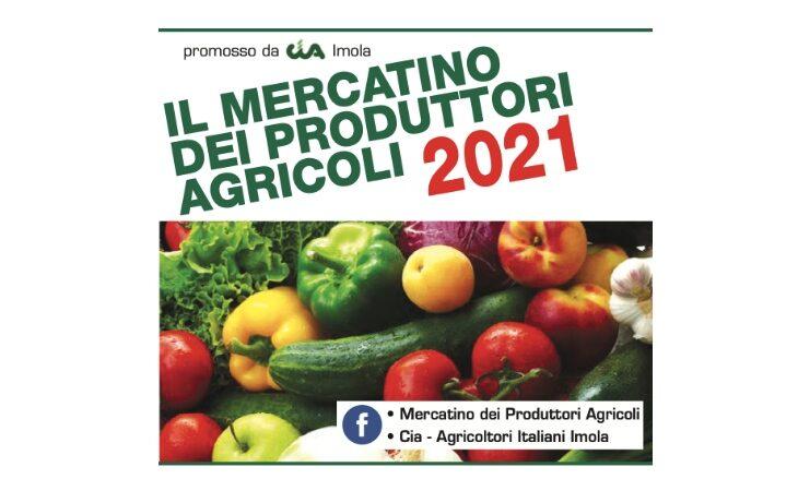 Giovedì 22 aprile ritorna, in via Fanin ad Imola, il mercatino dei produttori agricoli