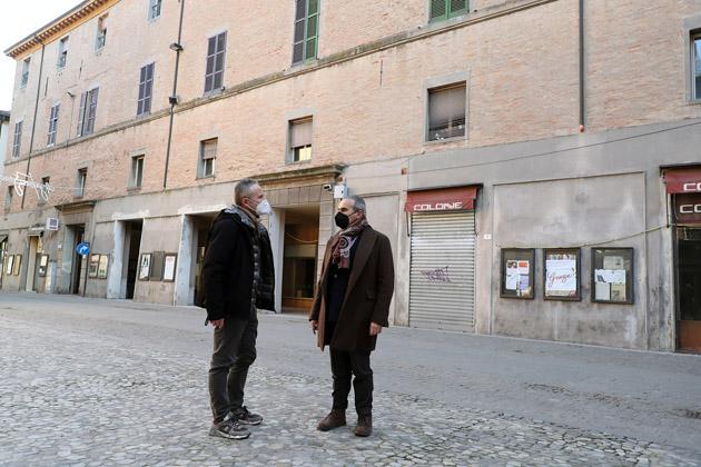 Al via i lavori di consolidamento e riqualificazione del palazzo nuovo di Imola