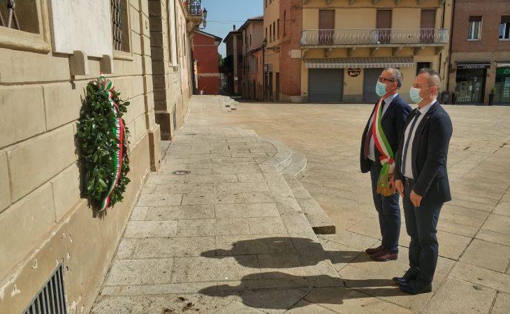 Festa della Liberazione a Castello con fotografie e musica in filodiffusione